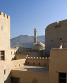 Fort of Nizwa, Oman — Stock Photo
