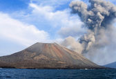 Volcano eruption — Stockfoto