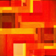 Colorful Painted Block Pattern — Stock Photo #9270912