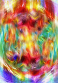 Abstract bright picture XXXL — Stock Photo