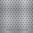 Royalty-Free Stock Vector Image: Seamless metal texture background. Vector