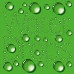 Water Drops Words — Stock Vector #10148538