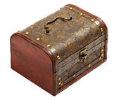 Old Chest — Stockfoto