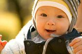 Exterior de bebé — Foto de Stock