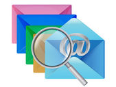 E-mail ikona — Wektor stockowy