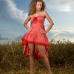 Beautiful slavonic girl — Stock Photo #8468383