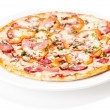 Tasty Italian Pepperoni pizza — Stock Photo #8658081