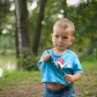 A little boy — Stock Photo #10047997