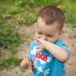A little boy — Stock Photo #10481654