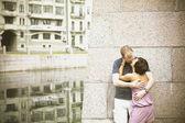 Couple in love; — Stock Photo