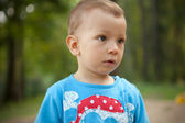 A little boy — Stockfoto