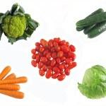 Vegetales — Stock Photo #8364733