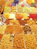 Frutos secos — Stock Photo