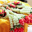 Royalty-Free Stock Photo: Garland of Thailand for wedding