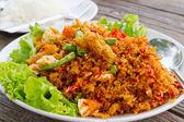 Fried fish — Foto de Stock