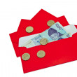 Korean money — Stock Photo