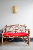 赤い椅子 — ストック写真