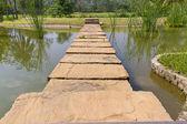 Stone bridge — Foto de Stock