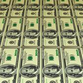 Dollars — Stock Vector