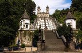 Sanctuaire de bom jesus monte à braga, portugal — Photo