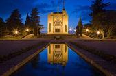 Church of Penha in Guimaraes Portugal — Foto Stock