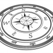 Compass — Stock Photo #10431008