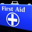 Stock Photo: First aid kit