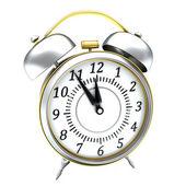 Klassisk väckarklocka — Stockfoto