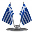National flag of Greece — Stock Photo #8933280