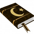 Book Of Koran — Stock Photo