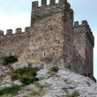Stock Photo: Old castle