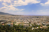 Athens, Greece Cityscape — Stock Photo