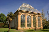The Palm House, Royal Botanic Garden, Edinburgh. — Stock Photo