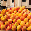 Fresh yellow mango — Stock Photo