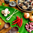 Royalty-Free Stock Photo: Indonesian spice