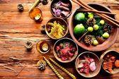 Colorful potpourri — Stock Photo
