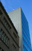 Centro de negócios — Fotografia Stock