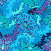 Floral pattern — Wektor stockowy