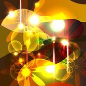 抽象明亮的背景 — 图库矢量图片