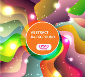 Abstract bright background — Stock Vector