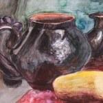 Teapot — Stock Photo #8612259