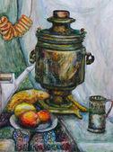 Watercolor ilustration — Stock Photo