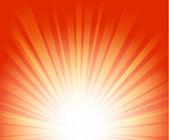 Light rays — Stock Vector