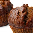 Chocolate muffins — Stock Photo #8507505