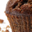 Chocolate muffins — Stock Photo #8507717