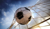 Soccer ball — Stockfoto