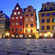 Stortorget at night — Stock Photo #9692048
