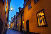 The Old town, Stockholm, Sweden — Stock Photo