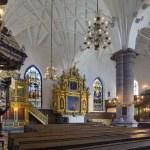 German church, Stockholm — Stock Photo #9975322