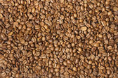Coloured coffee texture. Coffee beans closeup — Stock Photo